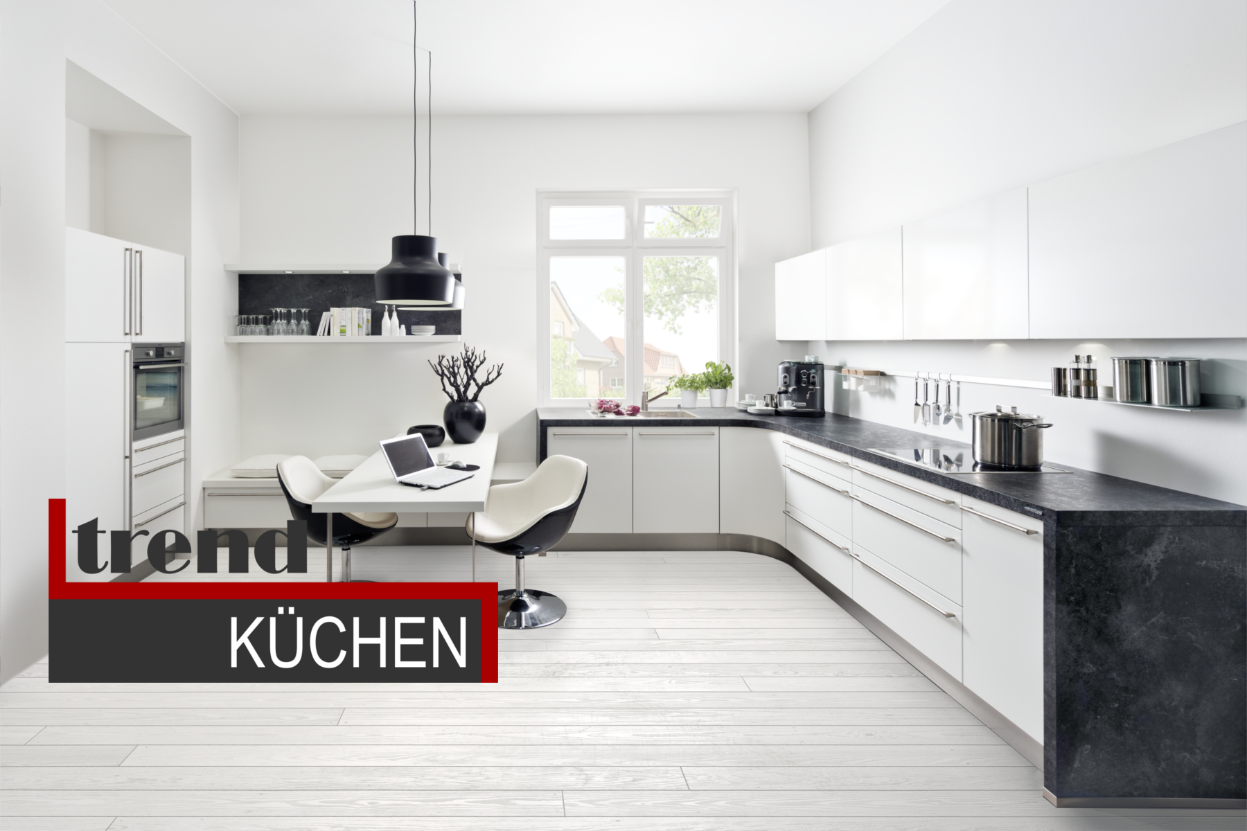 trend k chen og wien referenzen. Black Bedroom Furniture Sets. Home Design Ideas